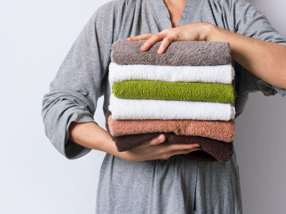 What Are Bath Towels